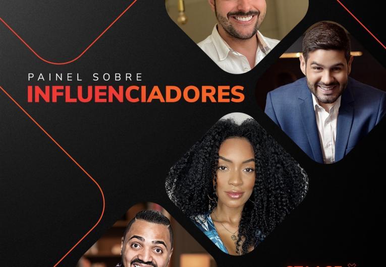Patrícia Ramos, Tirullipa, Kaká Diniz e Alex Monteiro participam de evento online e gratuito sobre marketing de influência