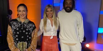 Claudia Leitte e cantor gospel Clovis Pinho, se unem para um Feat muito especial