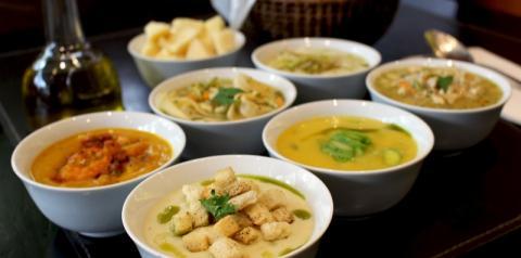 Festival de Sopas do Octavio Café tem início esta semana