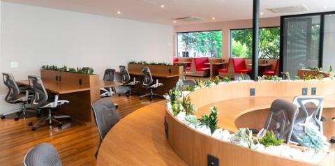 EZ Hotel traz novo conceito  em experiências gastronômicas para seu coworking