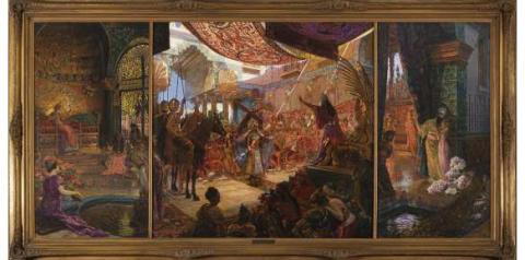 Leilão online reúne obras preciosas da arte francesa