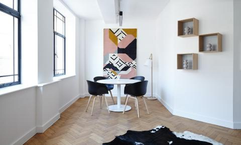 Saiba como utilizar formas geométricas na sua decoração