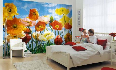 Componha ou renove a decoração da casa para o Dia dos Namorados com a K&G Papel de Parede