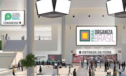 Feira Organiza Brasil terá sua sétima edição em formato 100% digital e gratuito