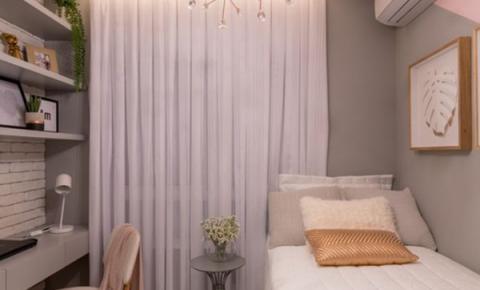Decoração funcional: veja como aproveitar o espaço em cômodos pequenos