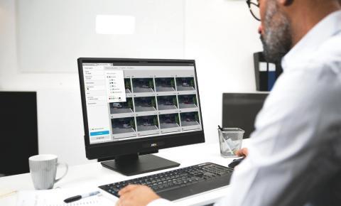 Axis anuncia atualização Smart Search 2 que permite localizar pessoas e veículos com agilidade
