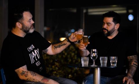 Chefs Jimmy Ogro e Igor Barreto lançam o videocast Foodtopia