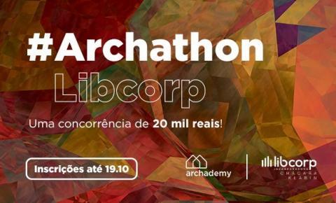 Inscrições para o Archathon Libcorp 2021 vão até esta terça