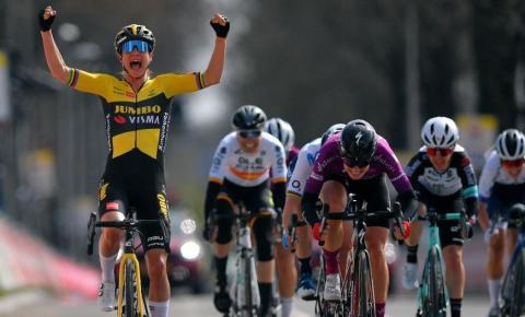 NTT Ltd. anuncia parceira oficial de tecnologia do Tour de France Femmes avec Zwift