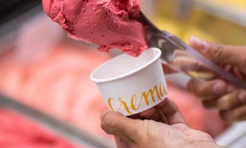 Crema Gelato anuncia expansão e nova unidade no Quinta da Baroneza, em São Paulo