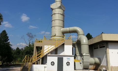 Lavadores de gases Fluid Feeder reduzem gases e poluentes oriundos dos processos industriais