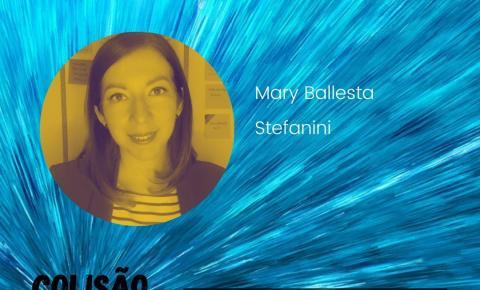 Mary Ballesta, diretora global de Inovação do Grupo Stefanini, participa do Colisão Agile Trends