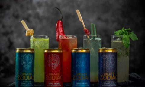Mixologistas combinam elementos do Zodíaco com frutas e criam drinks para animar a data