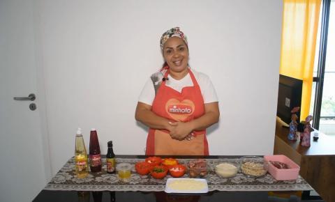 Dona Jacira, mãe de Gil do BBB, ensina receita favorita do filho