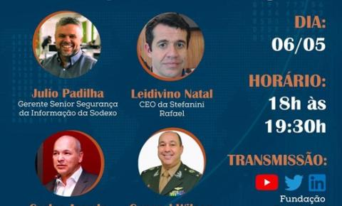 Stefanini Rafael debate estratégias para a Segurança Digital em evento da Fundação Dom Cabral