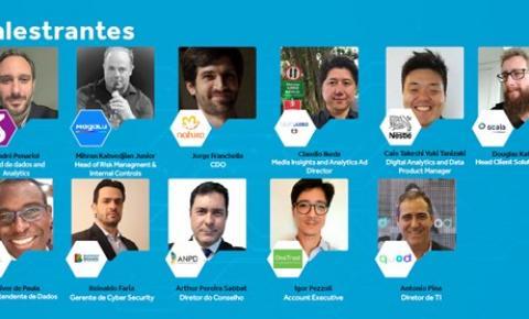 Scala debate a transformação dos dados no evento Data Governance, promovido pela EBDI