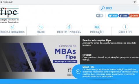 FIPE migra para nuvem pública em busca da melhor experiência para usuários do site institucional fipe.org.br