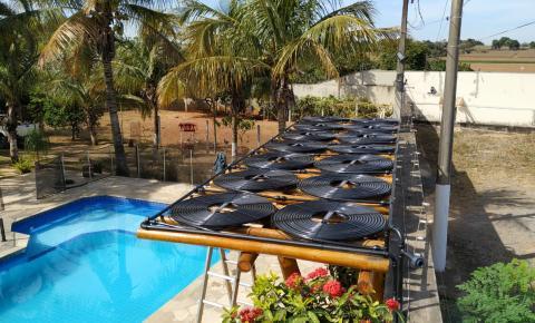 Aquecimento solar para piscinas é uma boa opção para mais um inverno de pandemia