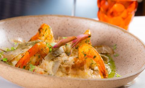 Restaurante Des Cucina, apresenta menu dia Dos Namorados
