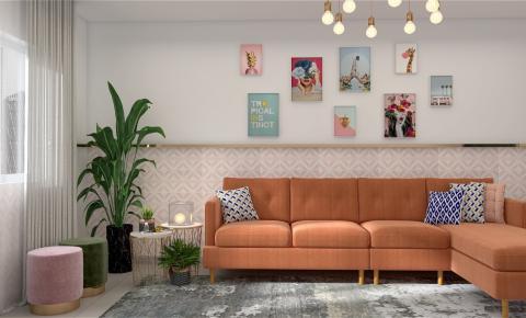 5 dicas para utilizar quadros decorativos com elegância e estilo