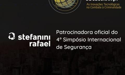 Stefanini Rafael e Topaz marcam presença no Simpósio Internacional de Segurança