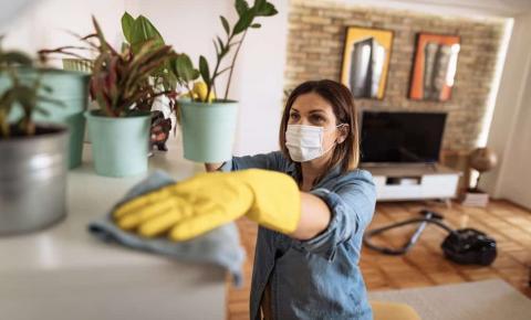 Dicas de limpeza para casa: 5 dicas para manter a organização