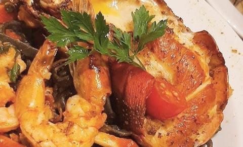 Restaurante Ateliê di Pasta sucesso gastronômico em Stella Maris