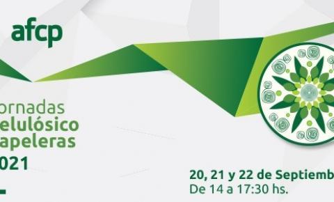 Voith é uma das participantes das Jornadas Celulósico Papeleras 2021, da Argentina