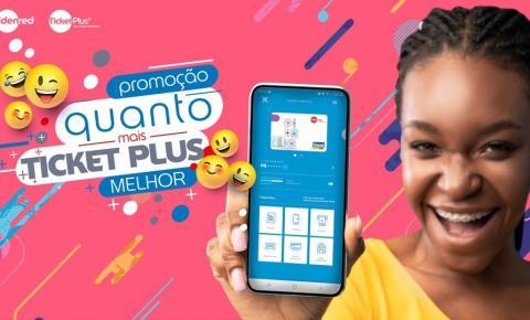 Ticket anuncia últimos dias da promoção que dá prêmios em dinheiro para usuários do Ticket Plus