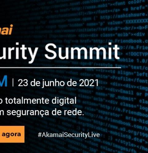 Evento Akamai Security Summit debate cibersegurança e os perigos digitais para as empresas no Brasil